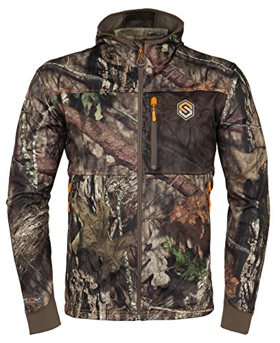 ScentLok Savanna Reign Jacket (Mossy Oak Country, Large) ()