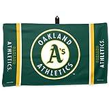 : Master Oakland Athletics Waffle Weave Towel, Multi