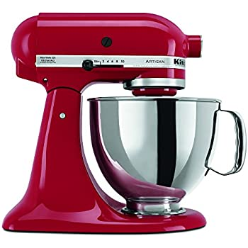 Amazon.com: KitchenAid KSM150PSER Artisan Tilt-Head Stand ...