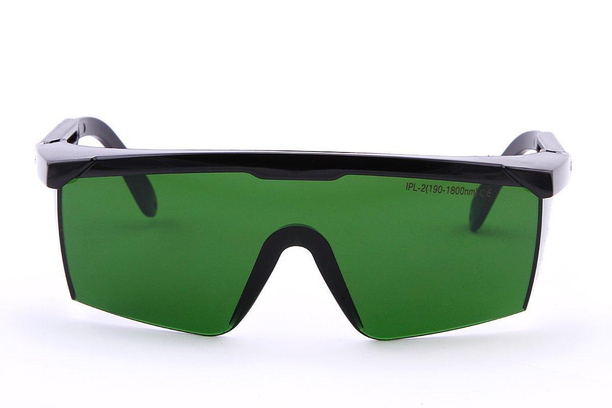 Nadalan Protection 190-1800nm Laser Beauty Glasses Laser Protection Mirror by Nadalan