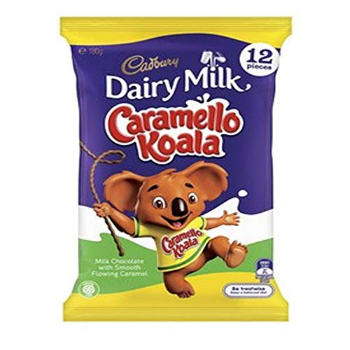 (Cadbury Caramello Koala Sharepack 12 Ct. 180g.)