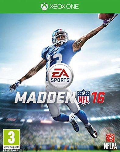 Madden NFL 16 (Xbox One) (UK IMPORT) -  Electronic Arts