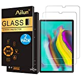 Ailun Screen Protector Compatible with Galaxy Tab S5e(10.5 Inch),[2 Pack],9H Hardness Tempered Glass for Galaxy Tab S5e SM-T720/SM-T725 Tab(2019),Ultra Clear,Anti-Scratch,No Bubble