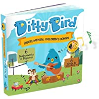 Our Best Interactive Instrumental Music Book for Babies. Educational Musical Toys for 1 Year Old. Learn Musical Instruments, Sing-Along. Board Books for one Year Old. 1 Year Old boy Girl Gifts.