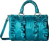 Harveys Seatbelt Bag Women's Lola Satchel Caribbean Green One Size