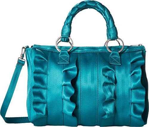 Lola Belt (Harveys Seatbelt Bag Women's Lola Satchel Caribbean Green One Size)