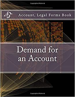 Buy Demand For An Account Account Legal Forms Book Book Online At - Where can i buy legal forms