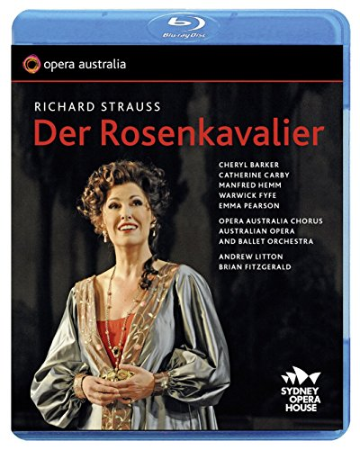 Catherine Carby - Der Rosenkavalier (Blu-ray)