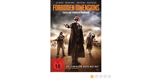 Forbidden Dimensions - Uncut Edition [Alemania] [DVD]: Amazon ...