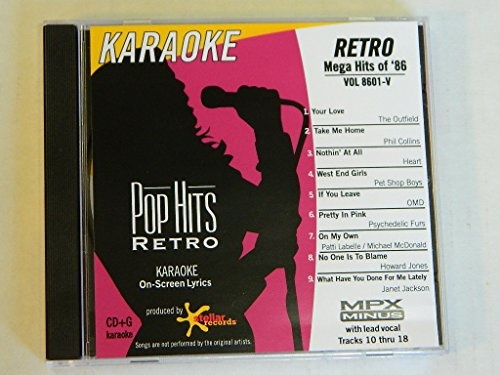 (Mega Hits of '86 (1986 Karaoke))