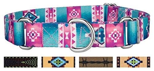 Country Brook Design | Albuquerque Martingale Dog Collar - Medium