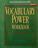 Glencoe Language Arts Vocabulary Power W