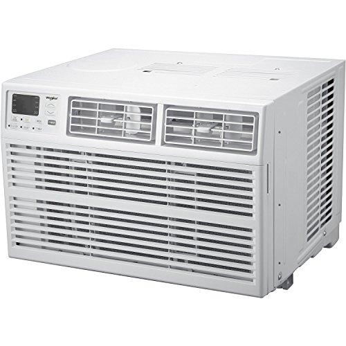 Whirlpool energy star 15 000 btu 115v window mounted air for 15 000 btu window air conditioner