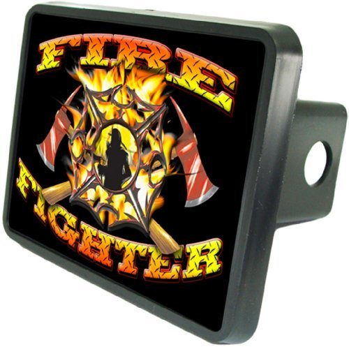 (Fire Fighter Custom Hitch Plug for 2