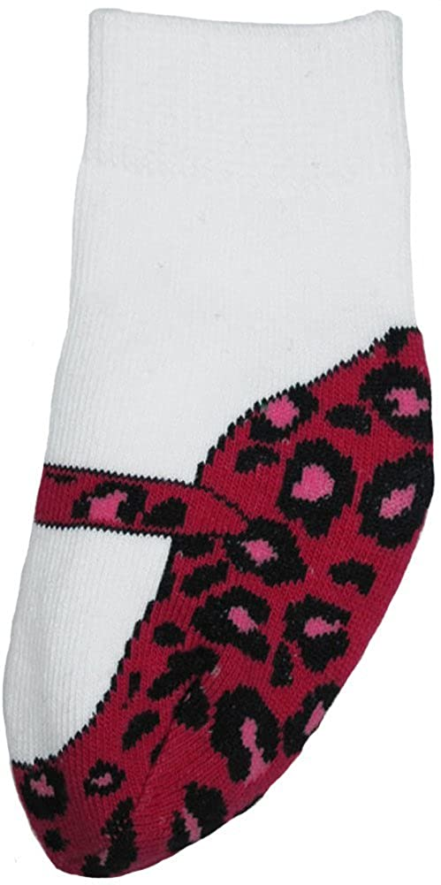 Kiditude Mary Jane Baby Girl Socks