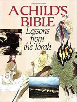 Book By Semor Rossel - Child's Bible: Lessons from the Torah (1988-06-16)
