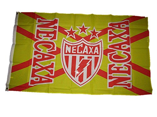fan products of 3x5 Necaxa Mexican Soccer Futball Sport Flag 3'x5' Brass Grommets