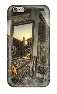 Hot Broken House First Grade Tpu Phone Case For Iphone 6 Case Cover