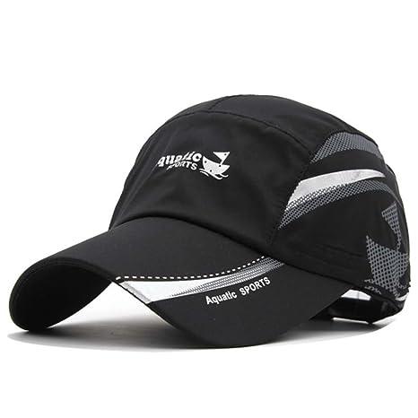 3bc412ceb Amazon.com : WOFDDH Baseball Cap Unisex Sport Leisure Snapback Women ...