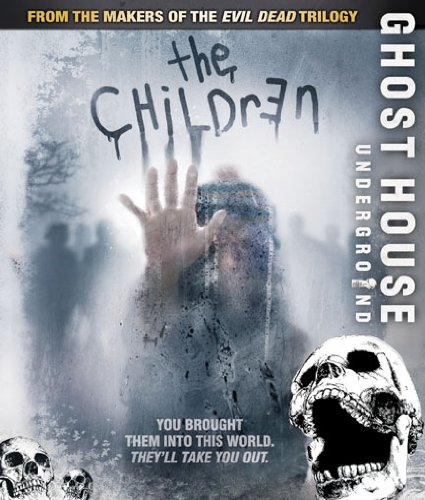 Blu-ray : The Children (Dolby, AC-3, , Widescreen)