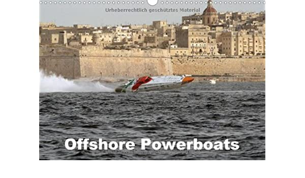 Offshore Powerboats - Author: Sieveke Sven: 9783660512106