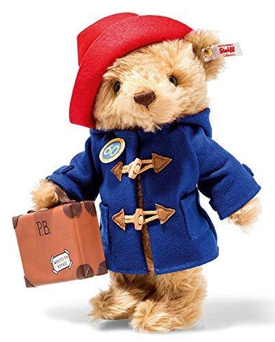 (Steiff Paddington Bear 60th Anniversary Limited Edition Teddy Bear #690495)