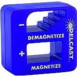 delcast MBX Magnetizer Desmagnetizador Para Puntas de destornillador, puntas y pequeñas herramientas