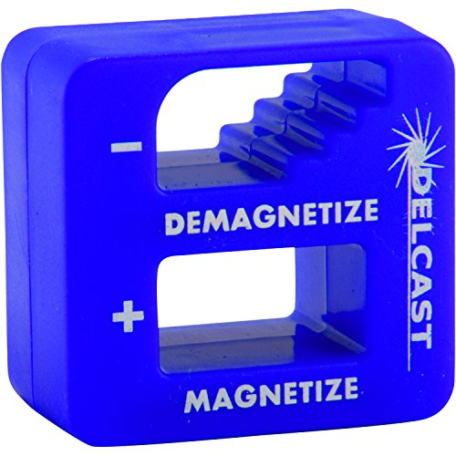 Delcast Magnetizer Demagnetizer Screwdriver Small product image
