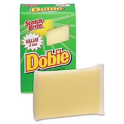 3PK Dobie Cleaning Pad