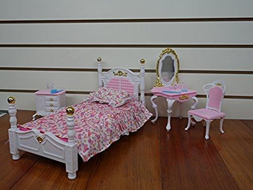 Barbie Bedroom Set - 4