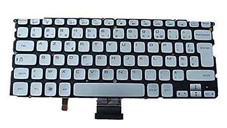 Dell WDXGG Teclado refacción para notebook - Componente para ordenador portátil (Teclado, Francés,
