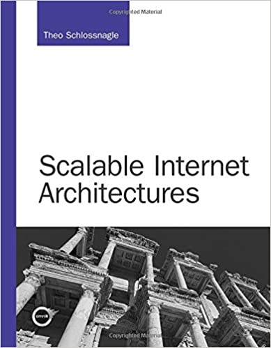 Scalable internet architectures theo schlossnagle 0752063326992 scalable internet architectures 1st edition fandeluxe Image collections