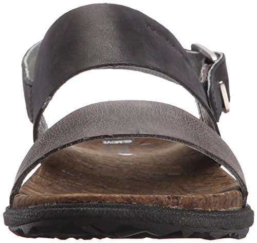 Merrell Around Town Backstrap, Women's Sling Back Sandals Black
