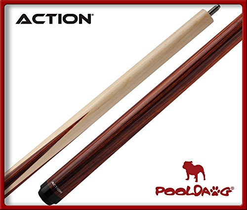- Action Sneaky Pete Series 41 Pool Cue, 19-Ounce