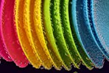 Photography Poster - Plastic, Plastic Spoon, Eierlöffel, 24'x16.5'