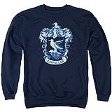 Crewneck Sweatshirt: Harry Potter- Ravenclaw Crest Size S