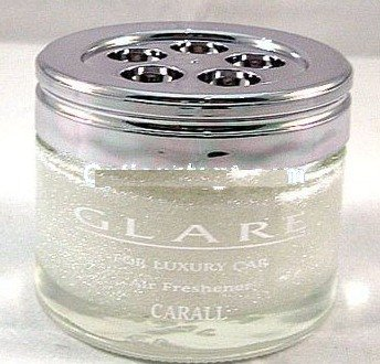 Glare Unisex Air Freshener Sparkle White