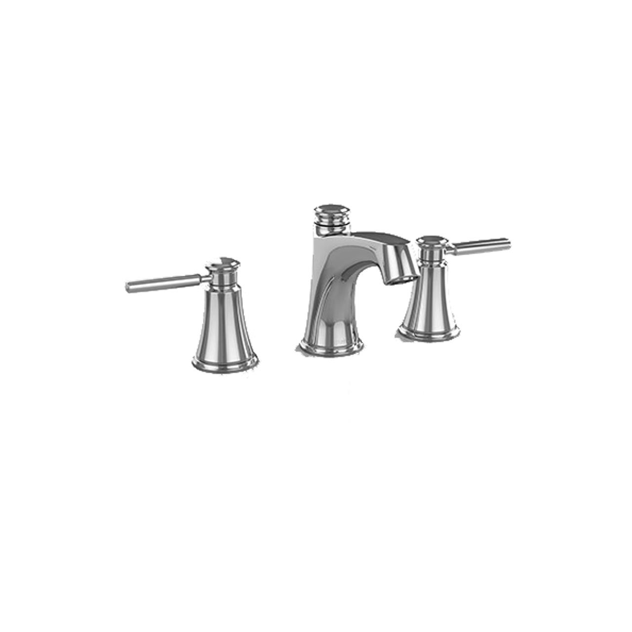 Toto TL211DD#CP Keane Widespread Bathroom Sink Faucet, Polished ...