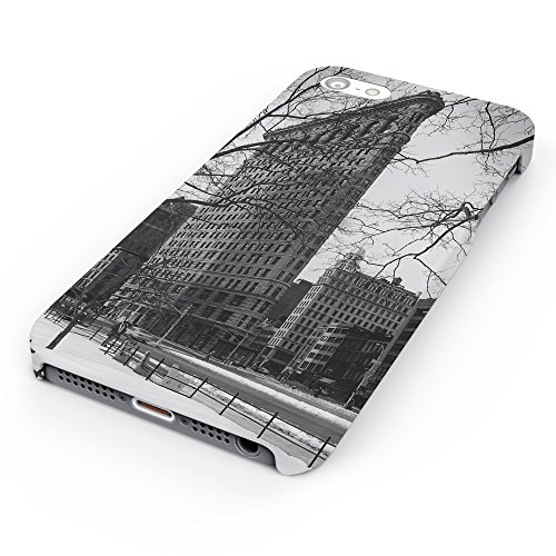 Koveru Back Cover Case for Apple iPhone 5S - Birthplace of Silicon Alley