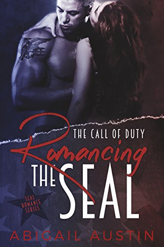 """Romancing the SEAL:The Call of Duty Book 1""""Ty leaned closer and moved his furthest hand toward her. His hand moved to her throat, his fingers tracing down the side of neck then over her collarbone. His fingers brushed across her skin and she shook li..."""
