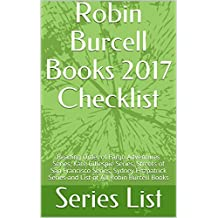 Robin Burcell Books 2017 Checklist: Reading Order of Fargo Adventures Series, Kate Gillespie Series, Streets of San Francisco Series, Sydney Fitzpatrick Series and List of All Robin Burcell Books