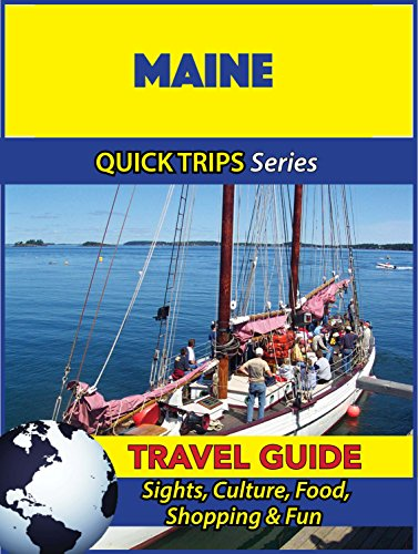 Maine Travel Guide (Quick Trips Series): Sights, Culture, Food, Shopping & - Shopping Maine