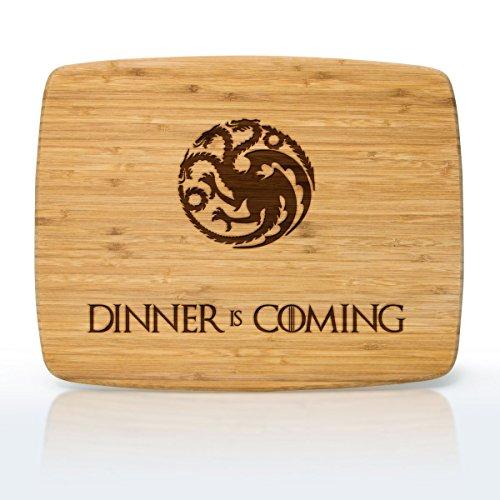 Game of Thrones Cutting Board Wedding Gift Birthday GOT