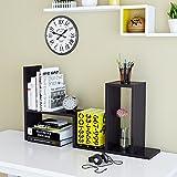 JX&BOOS Bookshelf,Student simple children desktop bookcase office desk storage racks dormitory bookshelves-E 76x17x47cm(30x7x19)
