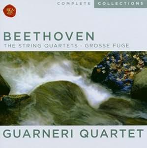 Beethoven: The String Quartets / Grosse Fuge