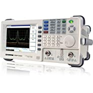 GW Instek GSP-830 Color Display Spectrum Analyzer, Low Noise Floor, 9KHz to 3GHz Frequency