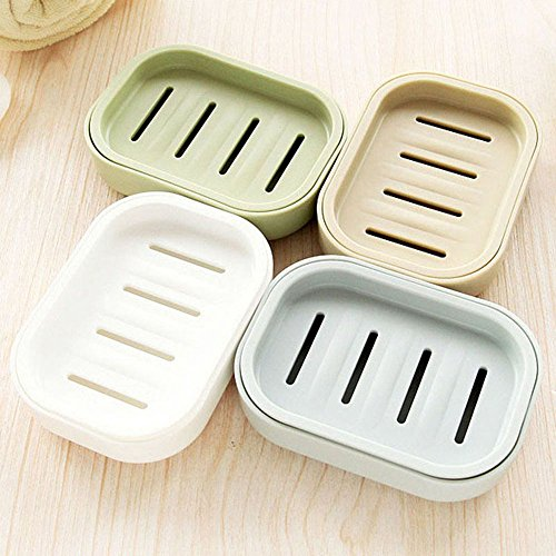 dalakin-double-layer-high-quality-bathroom-plastic-soap-box-case-storage-holder-disheswhite