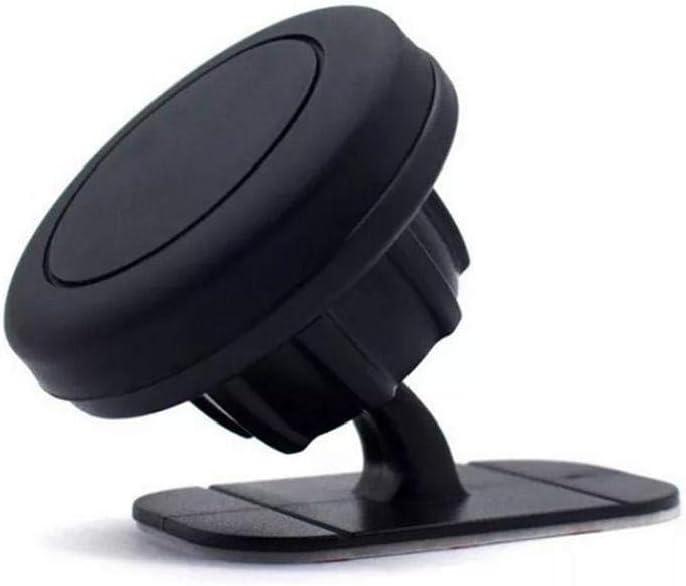 S7 IPhone 8//8 Plus//X Magnethalterung Universal Universal-Telefon-Einfassung Magnet Dash Mount Halter F/ür Smartphones Mini Tablets Universal-Kompatibilit/ät Galaxy S8 EDGE