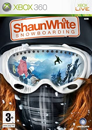 db06beb4e56 Amazon.com  Shaun White Snowboarding - Xbox 360  Video Games