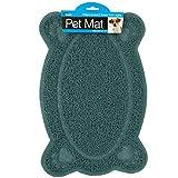 Easy Clean Paw Print Pet Mat - 10/Pack (7 Pack)